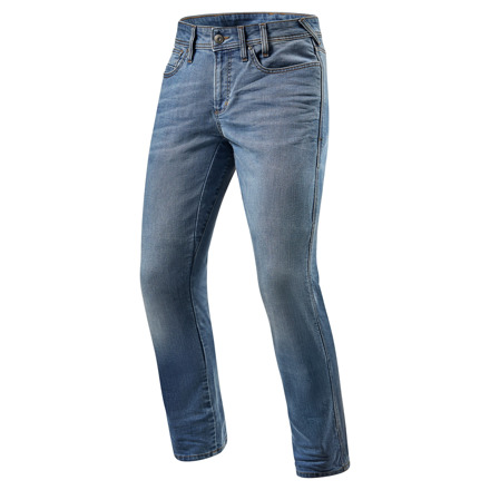 REV'IT! Jeans Brentwood SF, Blauw (1 van 2)