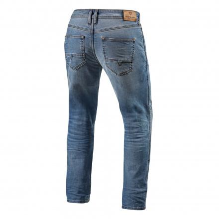REV'IT! Jeans Brentwood SF, Blauw (2 van 2)