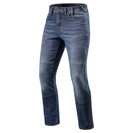 REV'IT! Jeans Brentwood SF, Licht Blauw (1 van 2)