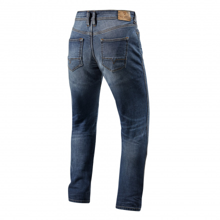 REV'IT! Jeans Brentwood SF, Licht Blauw (2 van 2)