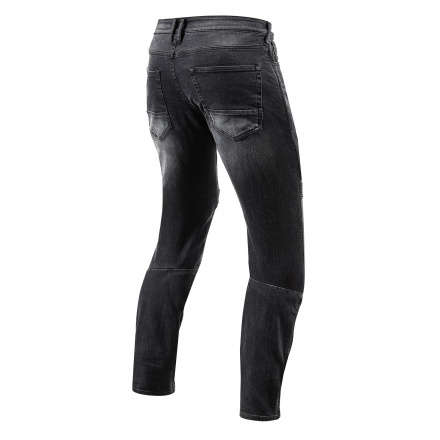 REV'IT! Jeans Moto TF, Zwart (2 van 2)