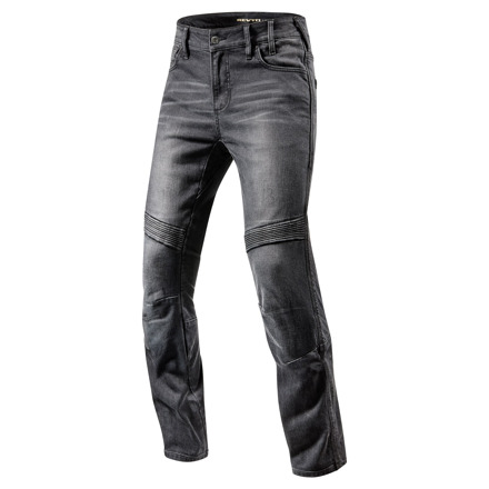 REV'IT! Jeans Moto TF, Zwart (1 van 2)