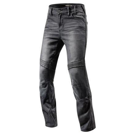 Jeans Moto TF - Zwart