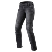 Jeans Moto Ladies TF - Zwart