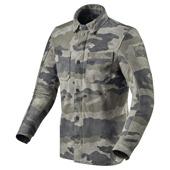 Jacket Friction - Grijs