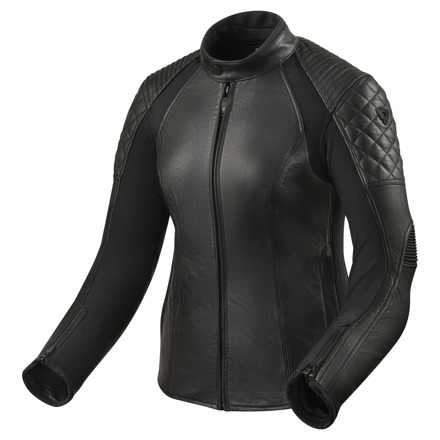 REV'IT! Jacket Luna ladies, Zwart (1 van 1)