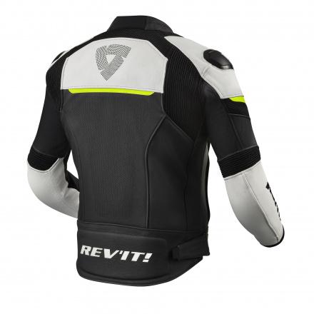 REV'IT! Convex Motorjas, Zwart-Neon Geel (2 van 2)