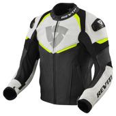 Jacket Convex - Zwart-Neon Geel