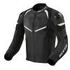 Jacket Convex - Zwart-Wit