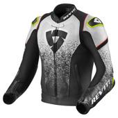 Jacket Quantum - Zwart-Wit