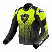 Jacket Quantum Air - Zwart-Neon Geel