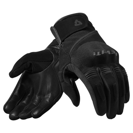 Gloves Mosca - Zwart