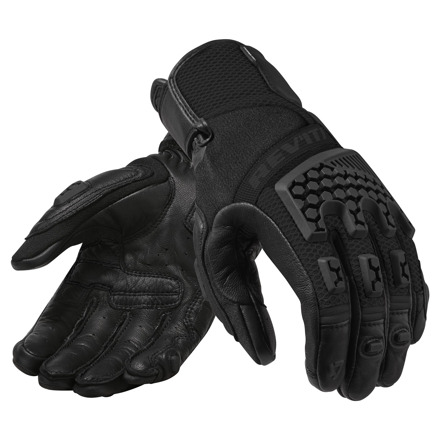 REV'IT! Gloves Sand 3 Ladies, Zwart (1 van 1)