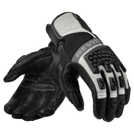 REV'IT! Gloves Sand 3 Ladies, Zwart-Zilver (1 van 1)