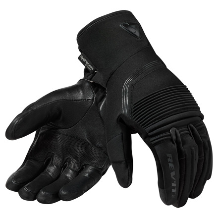 REV'IT! Drifter 3 H2O Motorhandschoenen, Zwart (1 van 1)