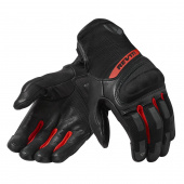 Gloves Striker 3 - Zwart-Rood