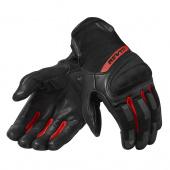 Striker 3 Motorhandschoenen - Zwart-Rood