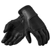 Bastille Motorhandschoenen - Zwart