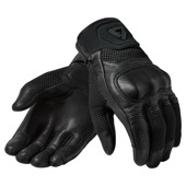 Arch Motorhandschoenen - Zwart