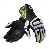 Metis Motorhandschoenen - Zwart-Blauw