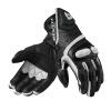Metis Motorhandschoenen - Zwart-Wit