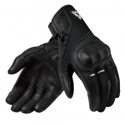 REV'IT! Titan Motorhandschoenen, Zwart-Wit (1 van 1)