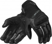 Gloves Striker 3 - Zilver-Zwart