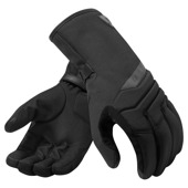 Upton H2O Motorhandschoenen - Zwart