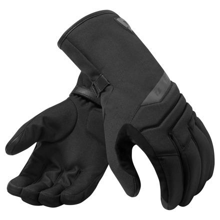 REV'IT! Upton H2O Motorhandschoenen, Zwart (1 van 1)