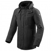 Jacket West End - Zwart