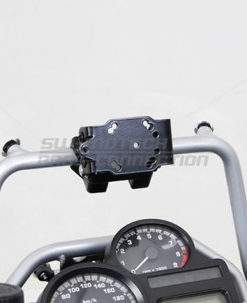 SW-Motech GPS Houder, Quick Lock, N.v.t. (2 van 3)