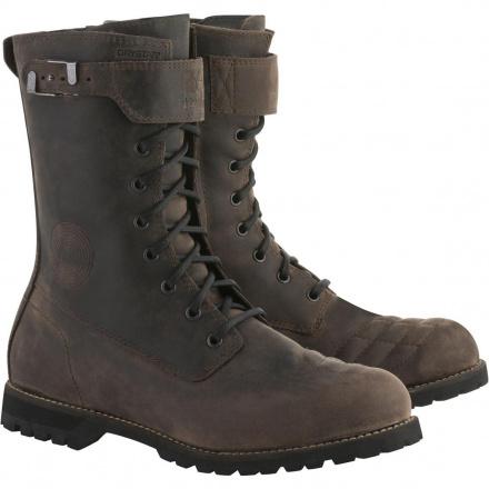 Alpinestars Firm Drystar Boots, Donkerbruin (1 van 1)