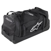 Komodo Travel Bag - Zwart-Antraciet-Wit