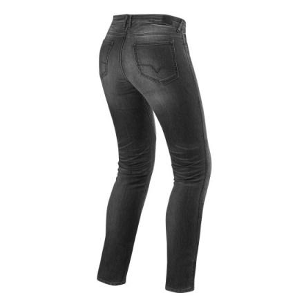 REV'IT! Jeans Westwood SF (Ladies), Medium Grijs (2 van 2)