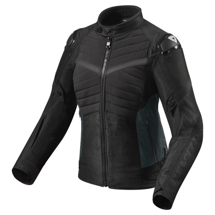 REV'IT! Jacket Arc H2O Ladies, Zwart (1 van 2)