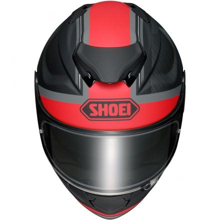 Shoei GT-Air 2 Affair, Zwart-Rood-Antraciet (3 van 3)