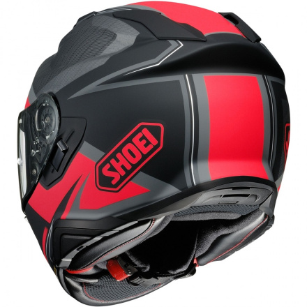 Shoei GT-Air 2 Affair, Zwart-Rood-Antraciet (2 van 3)