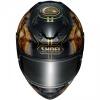 Shoei GT-Air 2 Deviation, Zwart-Goud-Zilver (Afbeelding 3 van 3)