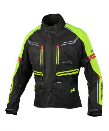 GC Bikewear Grand Canyon Bikewear Ventura Jack (Heren), Fluor-Zwart (1 van 4)