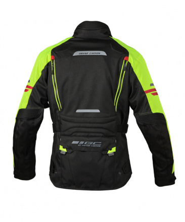 GC Bikewear Grand Canyon Bikewear Ventura Jack (Dames), Fluor-Zwart (2 van 3)
