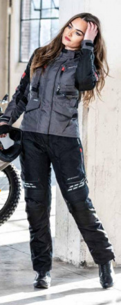 GC Bikewear Grand Canyon Bikewear Spirit (Dames), Zwart (3 van 6)