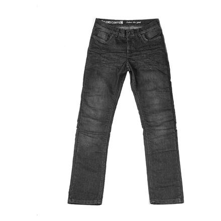 GC Bikewear Grand Canyon Trigger Jeans, Zwart (1 van 2)