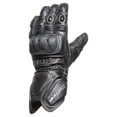 Bikewear Cobra Handschoenen CE - Zwart