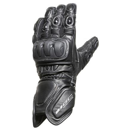 Grand Canyon Bikewear Cobra Handschoenen CE, Zwart (1 van 3)