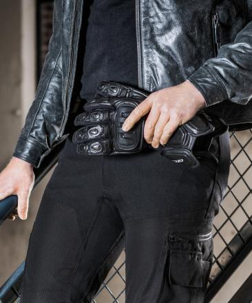 Grand Canyon Bikewear Cobra Handschoenen CE, Zwart (3 van 3)