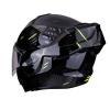 Scorpion EXO-TECH PULSE, Zwart (Afbeelding 4 van 5)