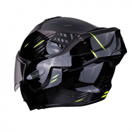 Scorpion EXO-TECH PULSE, Zwart (4 van 5)
