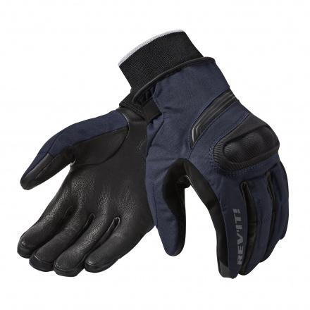 Hydra 2 H2O Motorhandschoenen - Donkerblauw