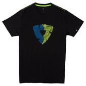 T-shirt Triton - Zwart