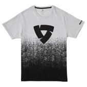 T-shirt Quantum - Zwart-Wit